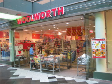 Woolworth Filiale